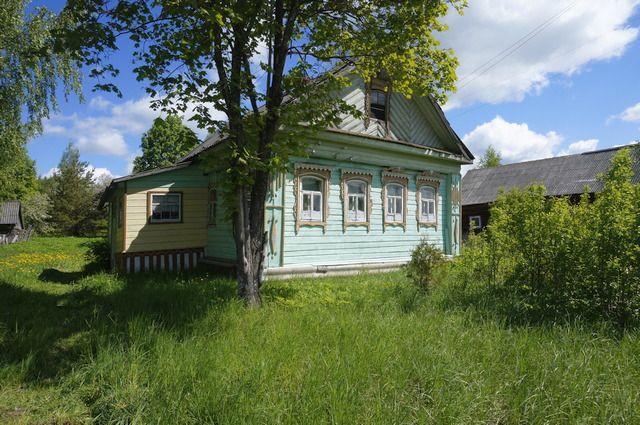 Продам дом в деревне.(можно за материнский капитал)