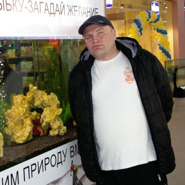 Познакомлюсь с женщиной от 43-50 лет, для сер./отн. из Москвы.