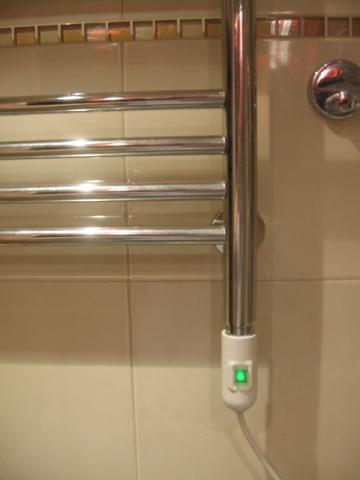 Ремонт полотенцесушителя электрического