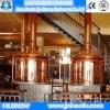 500 литров пивоваренное оборудование из красной меди