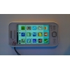 Samsung Wave 525 La Fleur Pearl White