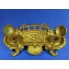 Антикварный бронзовый чернильный прибор 19 века.Оригинальные подарки