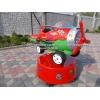 Аттракцион  качалка  взлетающий самолет для детских центров