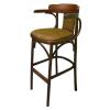 Барные деревянные стулья и табуреты