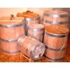 Деревянные бочки для спиртного и соления