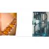 Деревянные лестницы Видном и комплектующие элементы