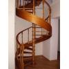 Деревянные лестницы на заказ в Москве