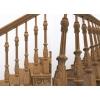 Эксклюзивные лестницы из дерева в Москве, в Московской области под ключ