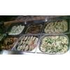 готовые обеды, выпечка, доставка