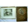 Гравюры-фототипии 19 века на плотном белом картоне