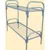 Металлические кровати для общежитий, кровати для турбаз