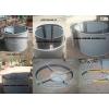 Формы для изготовления бетонных колец,крышек и днищ колодца