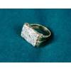 Кольцо 19 века продам. золото и бриллианты