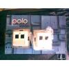 Компьютерные розетки Polo Optima 1202070 RJ45x2