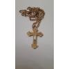 крест 19 века и кольцо 19 века с бриллиантоми