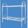 Кровати железные двухъярусные для студентов, кровати для общежитий, кровати санаториев, кровати по низким ценам