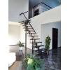 Лестница как украшение интерьера