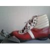 Лыжные беговые ботинки Botas р23,0(35) новые и крепления