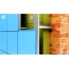 Металлокассеты фасадные открытого и закрытого типа