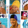 Одежда для фитнеса. Купальники  для бассейна, шапочки.