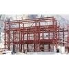 Производство и монтаж большепролетных металлических конструкций в Мурманской области