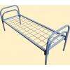 Кровати металлические для рабочих бригад, кровати для турбаз