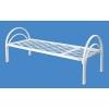Кровати металлические для турбазы, кровати для студентов