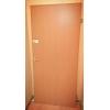 Новая входная деревянная дверь