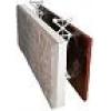 Опалубка ТЕХНОБЛОК сразу: стены + утеплитель + фасадная облицовка