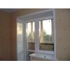 Остекление балконов .Окна REHAU.