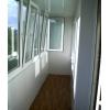 Остекление и ремонт балконов.