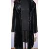 Пальто из норки цельной длина 110см. Греция