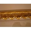 Покрытие сусальным золотом и поталью