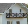 Продается дом 140м2 с балконом и террасой.