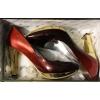 Продам туфли женские лаковые на каблуке 36-го размера