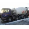 Продажа и доставка бетона в Домодедовском р-не