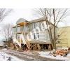 Ремонт, замена фундамента поднять дом и залить фундамент
