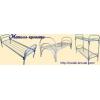 Металлические кровати для санатория и больницы опт, кровати для дач, кровати опт