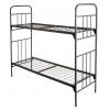 Двухъярусные металлические кровати от 1400 руб, кровати металлические одноярусные от 750 руб кровати для больницы, лагерей