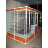 витрины, павильоны, прилавки дешево