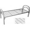 Кровати металлические по низким ценам для строителей