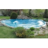 Жидкая резина для гидроизоляции пруда,  водоема.